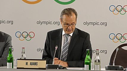 Switzerland: Olympics executive board talk anti-doping measures in Lausanne