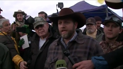 USA: Oregon militia leader says protest won't end until 'the people end up on top'