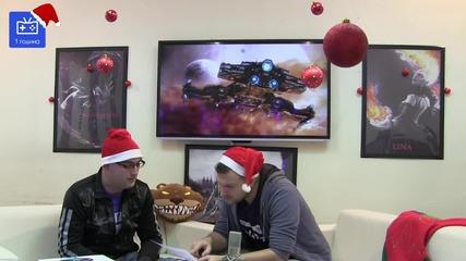 Starcraft 2 обзор на 2013 година с Nothx- Afk Tv епизод 48