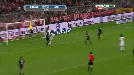 Cristiano Ronaldo V Bayern Munich Away
