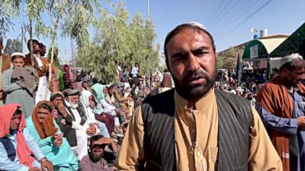 Pakistan: Mass protest in Chaman as Afghanistan border crossing remains closed on Taliban orders