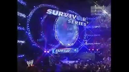 Dx , Hardy Boyz и Си Ем Пънк срещу Rated Rko , Майк Кнокс, Грегори Хелмс и Джони Нитро - 2006