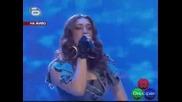 Music Idol 2 Нора Голям Концерт Задача MTV 07.04.2008