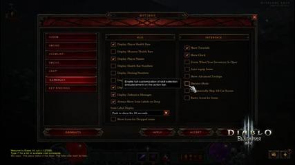 Diablo 3 - Гайд 1