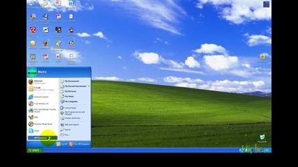 Как се записва Windows Xp на диск (hd)