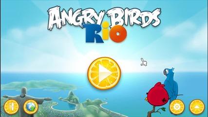 Музиката на Angry Birds Rio