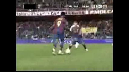 Валенсия - Барселона 3:2