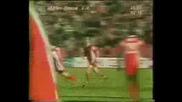 Цска - Левски 3 : 0 За Цска (26.10.2002) Само Цска!