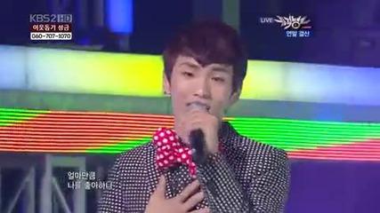 Key, Kwanghee, Kikwang - magic girl (17 dec 2010)