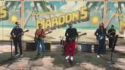 Maroon 5 - Three Little Birds (превод)