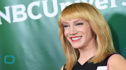 Kathy Griffin Calls 'Fashion Police' a 'Dog Pile'