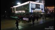 Шествието стигна до Народното събрание