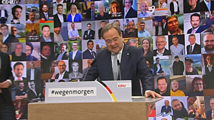Germany: Armin Laschet, NRW minister-president and close Merkel ally, elected as new CDU leader