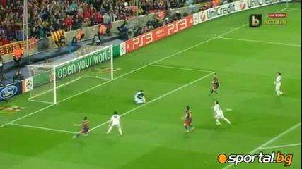 • Барса на финал • Барселона - Реал Мадрид - 1:1
