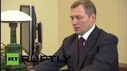 Russia: Rossetti CEO briefs Putin on electric power distribution developments