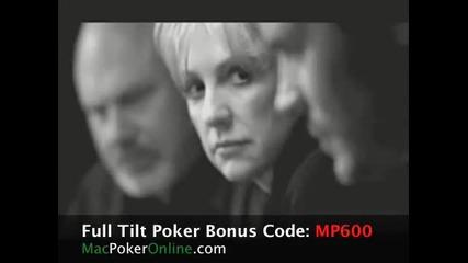 Full Tilt Poker Jennifer Harman Реклама