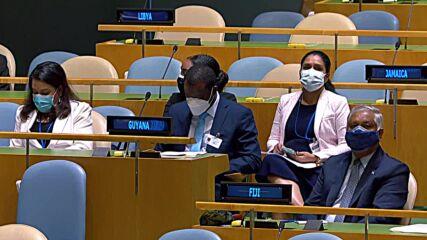 UN: Guterres marks 20th anniv of Durban anti-racism declaration