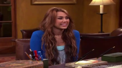 Hannah Montana Forever - Season 4 - Episode 9 - Ill Always Remember You - Part 2*hq