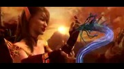 World of Warcraft music video Chad Kroegers - Hero
