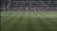 бомба на Ашли Коул !!! Fifa Ultimate Team 2013