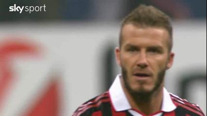 Милан - Манчестър Юнайтед 2:3