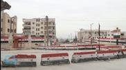Syrian Insurgents Battle Army Around Military Base in Idlib