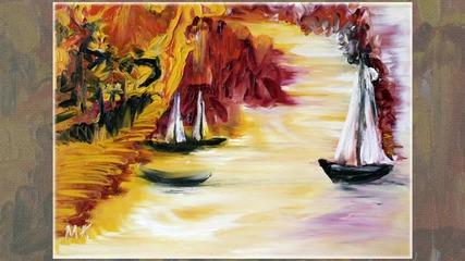 Finger Paintings by Mirela Asenova