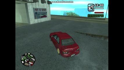 Gta San Andreas Pimp My Ride (пич оправи ми колата)
