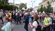 Lithuania: LGBTQ 'March for Equality' heckled by protesters in Vilnius