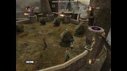 играта Хари Потър и огнения бокал - изпълнение на мисии на Муди - левитация