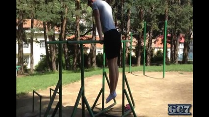 Strength on Front Lever