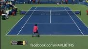 Roger Federer vs Novak Djokovic Final Cincinnati 2015