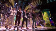 Kingsland Road sing Marry You by Bruno Mars - Live Week 2 - The X Factor 2013