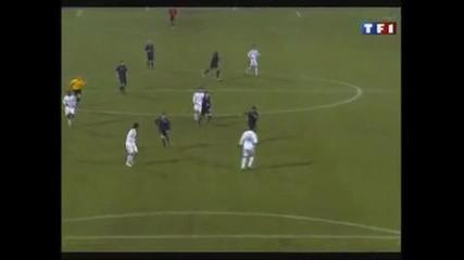 Олимпик Лион - Реал Мадрид 1:0