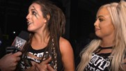 Sarah Logan goes to war with The War Goddess: WWE.com Exclusive, July 16, 2018