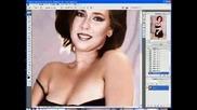 Отслабване с Photoshop 2 част