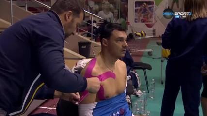 Владо Николов отново е на терена за Левски
