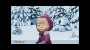 Маленькой елочке не холодно зимой- Маша и Медведь