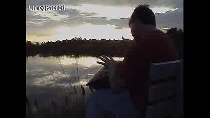 Sunset Hang - Drumming Jam