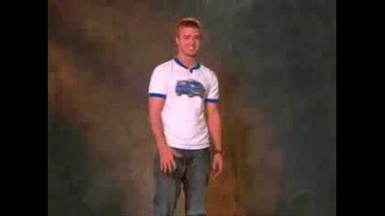Justin - American Idol
