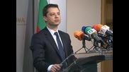 Делян Добрев: Рано е да се говори за поскъпване на тока