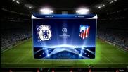 Pes 2012 - Chelsea vs. Atletico Madrid