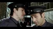 Vw Jetta спряна от полицаи - реклама