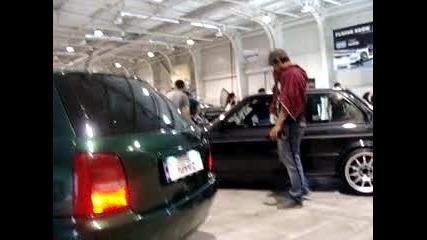 Audi A4 Tuningbg Show 2012