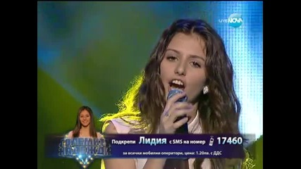 Лидия Стаматова - Големите надежди 1/4-финал - 23.04.2014 г.