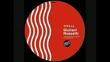 Andrea Giuliani & Luca Rossetti - Wrong Impression (original Mix)