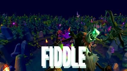 Instalok - Fiddle (jason Derulo - Wiggle feat. Snoop Dogg Parody)