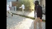 разходка с терорист