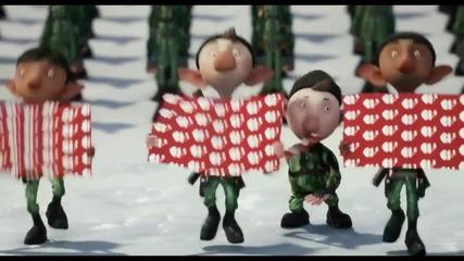 Arthur Christmas (2011) - Official Trailer [hd]