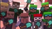 The Game of Spleef - Minecraft Animation by Slamacow